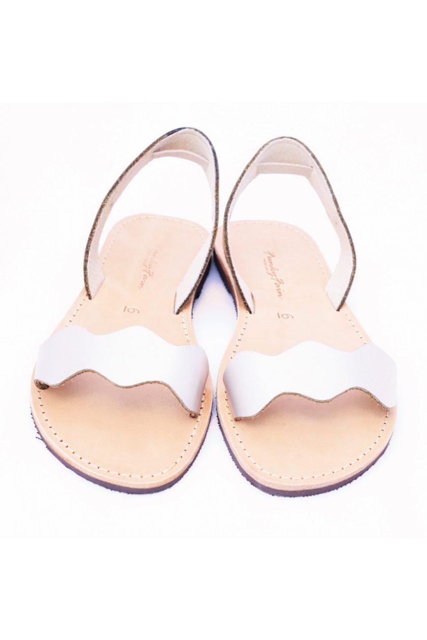 Sandały FUNKY VIBE, odcień metaliczny
